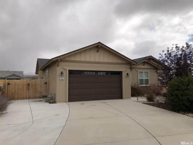 1300 Rosy Finch Drive, Sparks, NV 89441 (MLS #210015374) :: NVGemme Real Estate