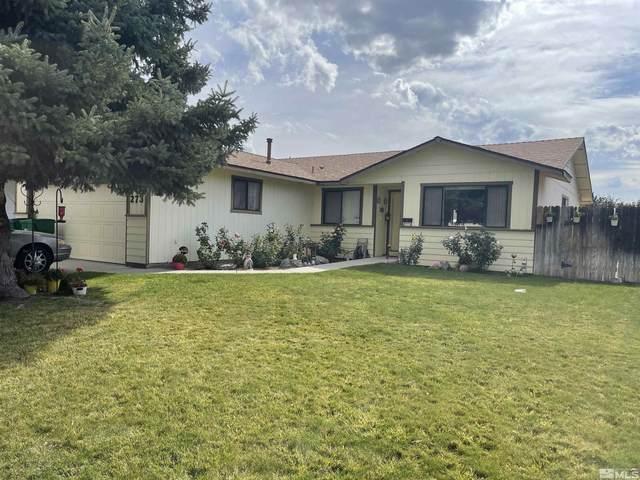 273 Lisa Way, Carson City, NV 89706 (MLS #210015389) :: Vaulet Group Real Estate