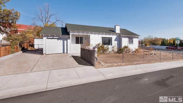 585 Hood Ave, Reno, NV 89512 (MLS #210015391) :: Chase International Real Estate
