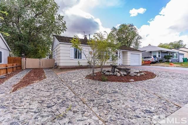 1505 Keystone Ave, Reno, NV 89503 (MLS #210015396) :: Chase International Real Estate