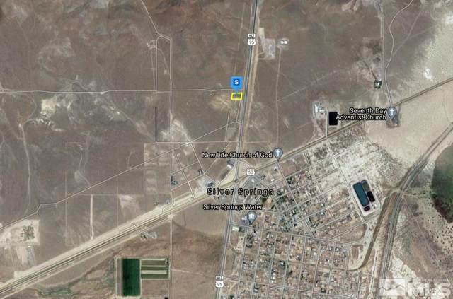 1765 Commerce Way, Silver Springs, NV 89429 (MLS #210015403) :: Vaulet Group Real Estate