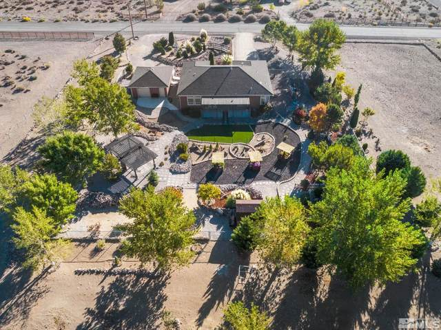 6965 Iron Mountain, Stagecoach, NV 89429 (MLS #210015406) :: NVGemme Real Estate
