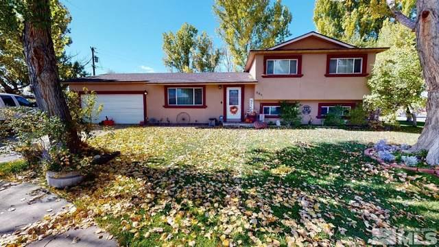 844 Gold Court, Battle Mountain, NV 89820 (MLS #210015410) :: NVGemme Real Estate