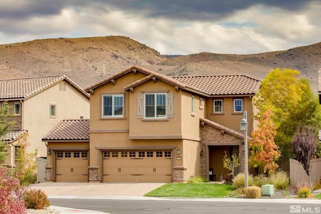 2730 Bonfire Lane, Reno, NV 89521 (MLS #210015412) :: Chase International Real Estate