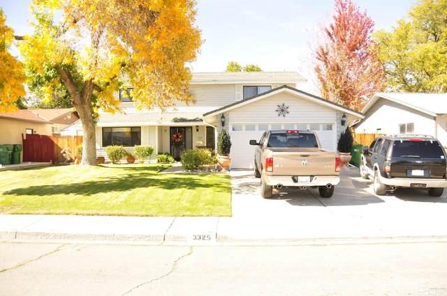 3325 4th St, Sparks, NV 89431 (MLS #210015420) :: NVGemme Real Estate