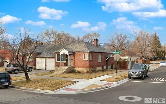1051 Washington 1017, 19, 35, 4, Reno, NV 89503 (MLS #210015431) :: Chase International Real Estate