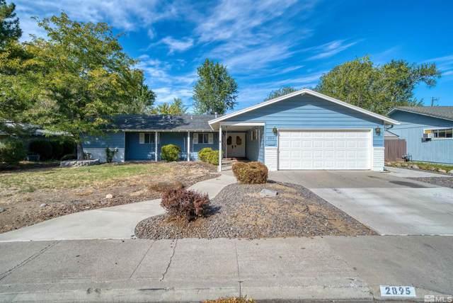 2895 Rowland Rd., Reno, NV 89503 (MLS #210015434) :: Vaulet Group Real Estate