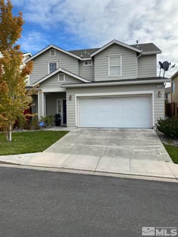 1250 Silver Crest, Reno, NV 89523 (MLS #210015443) :: Chase International Real Estate
