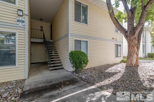 1541 Delucchi Lane L, Reno, NV 89502 (MLS #210015445) :: Vaulet Group Real Estate