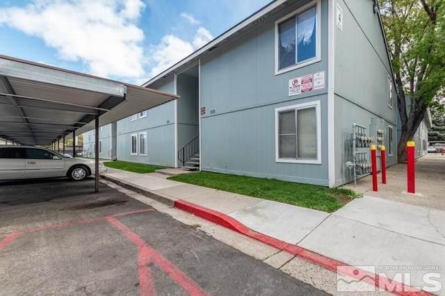 4600 Neil Road #31, Reno, NV 89502 (MLS #210015446) :: Vaulet Group Real Estate
