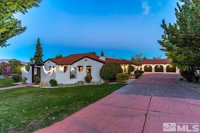13040 Broili Dr., Reno, NV 89511 (MLS #210015454) :: Chase International Real Estate