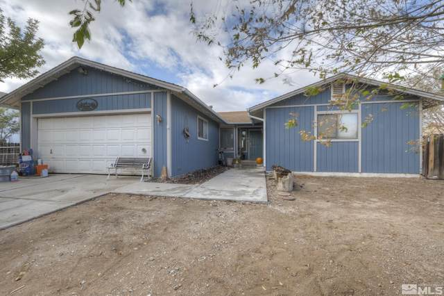 10445 Palm Desert Dr, Sparks, NV 89441 (MLS #210015456) :: NVGemme Real Estate