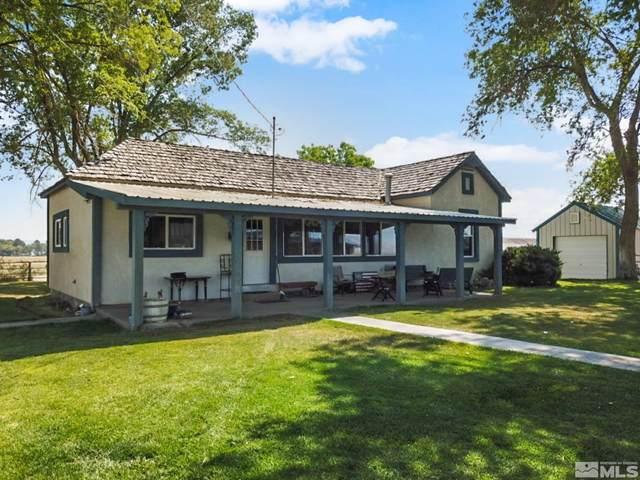 10900 Bridge St, Paradise Valley, NV 89426 (MLS #210015459) :: NVGemme Real Estate