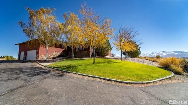 146 Baytree Dr, Spring Creek, NV 89815 (MLS #210015461) :: NVGemme Real Estate