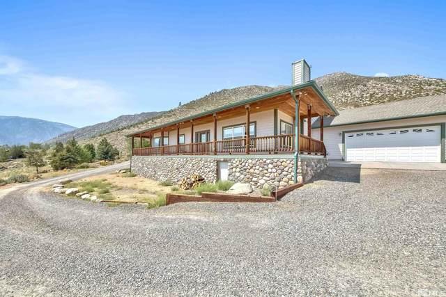 146 Pioneer, Woodfords, Ca, CA 96120 (MLS #210015465) :: NVGemme Real Estate