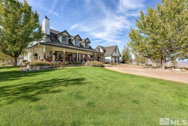 4855 Jackrabbit Road, Reno, NV 89510 (MLS #210015467) :: Colley Goode Group- CG Realty