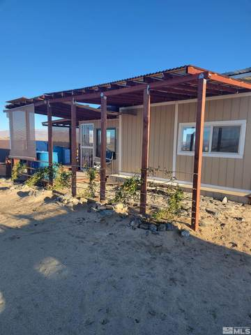 4280 E 4th St, Silver Springs, NV 89429 (MLS #210015468) :: Vaulet Group Real Estate
