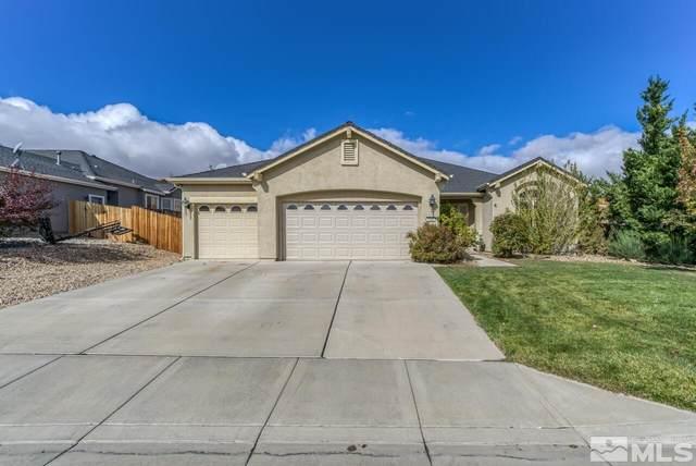 1293 Fuggles Drive, Sparks, NV 89441 (MLS #210015470) :: NVGemme Real Estate