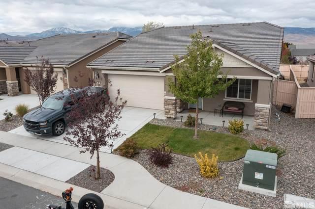 10033 Quintana Ct Reno, Reno, NV 89521 (MLS #210015473) :: Chase International Real Estate
