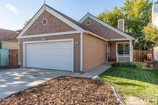 1841 Fargo Way, Sparks, NV 89434 (MLS #210015480) :: Colley Goode Group- CG Realty