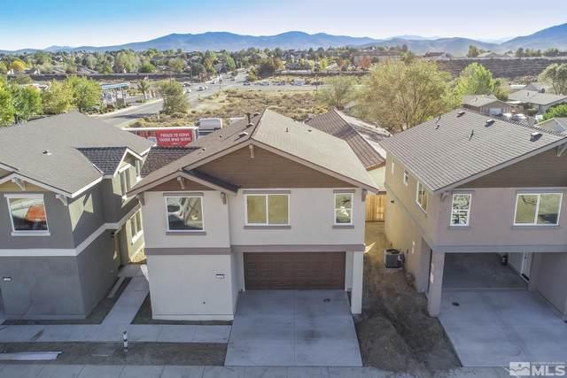 3479 E Garden St #44, Carson City, NV 89705 (MLS #210015482) :: Vaulet Group Real Estate