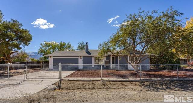 146 Ring Rd, Dayton, NV 89403 (MLS #210015490) :: NVGemme Real Estate