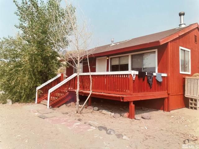 7410 Casey Rd, Fallon, NV 89406 (MLS #210015515) :: Chase International Real Estate