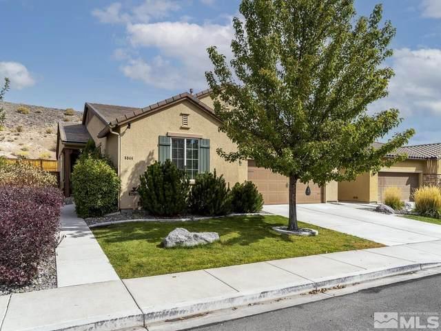 5344 Energystone Dr, Sparks, NV 89436 (MLS #210015516) :: NVGemme Real Estate
