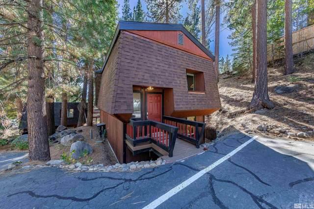 978 Glenrock Drive #41, Incline Village, NV 89451 (MLS #210015520) :: Chase International Real Estate