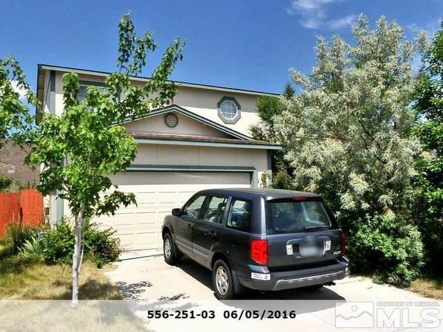 17850 Fairfax Court, Reno, NV 89508 (MLS #210015521) :: Colley Goode Group- CG Realty