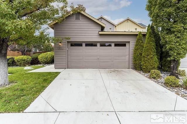 5751 Crooked Stick Way, Sparks, NV 89436 (MLS #210015522) :: NVGemme Real Estate