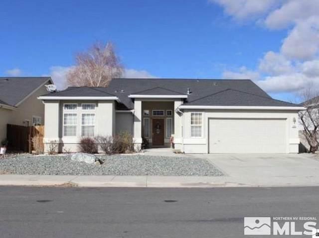 248 Corral Dr, Dayton, NV 89403 (MLS #210015529) :: NVGemme Real Estate