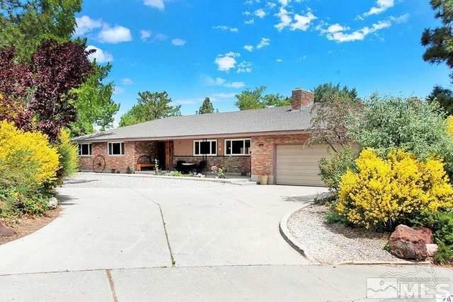 2475 Pioneer, Reno, NV 89509 (MLS #210015530) :: Chase International Real Estate