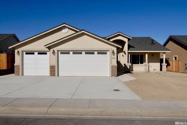 1123 Dixie Lane, Fernley, NV 89408 (MLS #210015535) :: NVGemme Real Estate