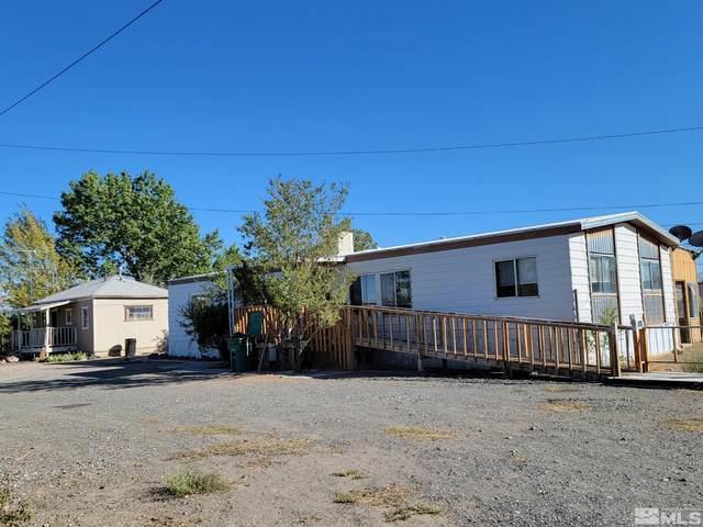3801 Citrus St, Silver Springs, NV 89429 (MLS #210015542) :: Vaulet Group Real Estate