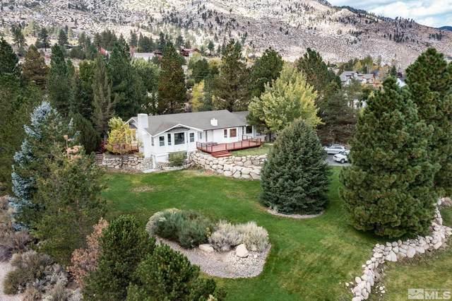 221 Sierra Shadows, Gardnerville, NV 89410 (MLS #210015545) :: NVGemme Real Estate