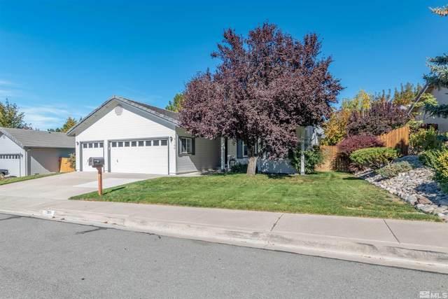 5169 Palo Alto, Sparks, NV 89436 (MLS #210015553) :: NVGemme Real Estate