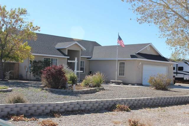 715 Hunter Parkway, Fallon, NV 89406 (MLS #210015555) :: NVGemme Real Estate