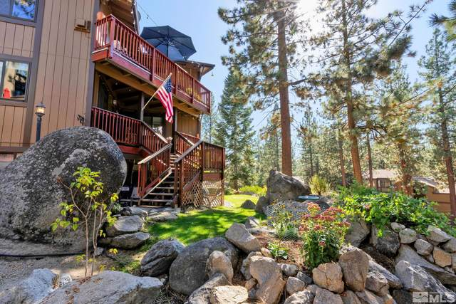 76 Lake Village A, Stateline, NV 89449 (MLS #210015557) :: Chase International Real Estate