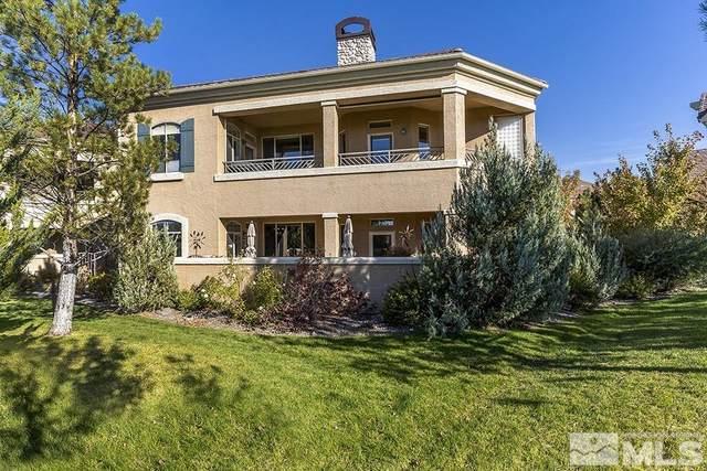 9900 Wilbur May Pkwy #706, Reno, NV 89521 (MLS #210015558) :: Chase International Real Estate