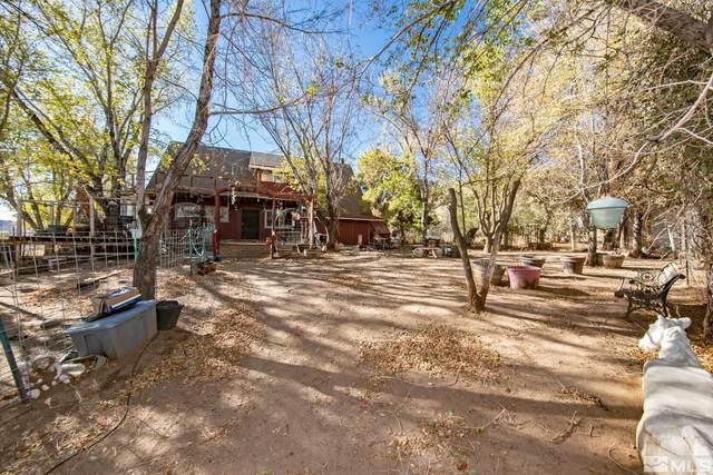16555 N Red Rock Rd, Reno, NV 89508 (MLS #210015559) :: NVGemme Real Estate