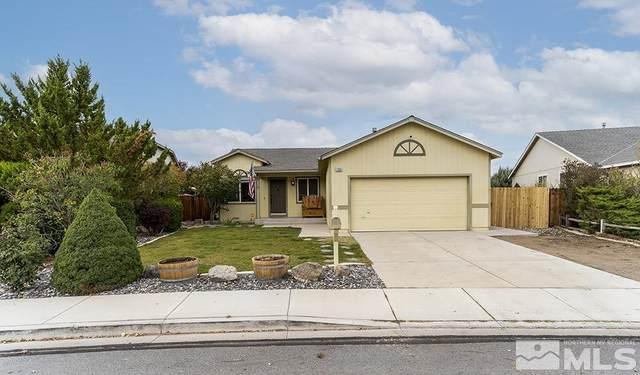 1240 Bodega Dr, Sparks, NV 89436 (MLS #210015561) :: NVGemme Real Estate
