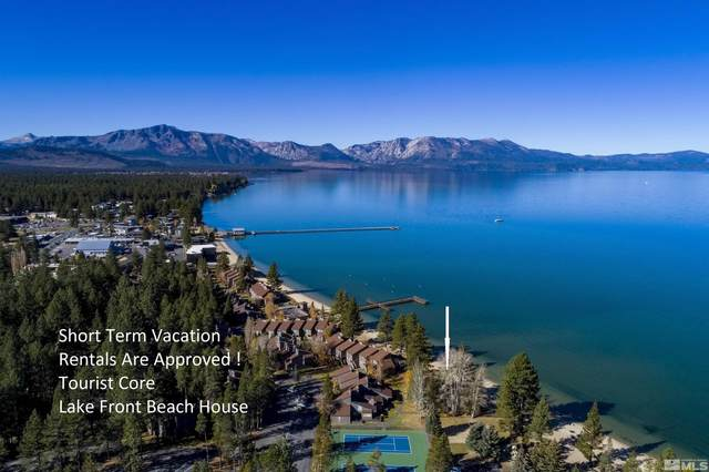 3535 Lake Tahoe Blvd #607, South Lake Tahoe, CA 96150 (MLS #210015568) :: Colley Goode Group- CG Realty
