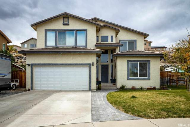 3449 Cityview Terrace Ct, Sparks, NV 89431 (MLS #210015569) :: Chase International Real Estate