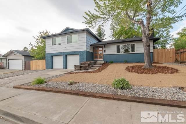 2780 Judith Lane, Reno, NV 89503 (MLS #210015572) :: NVGemme Real Estate
