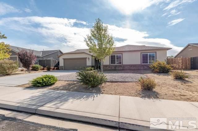 151 Wild Horse Rd., Dayton, NV 89403 (MLS #210015583) :: NVGemme Real Estate