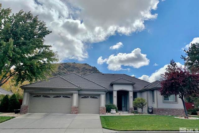 2365 Waterford Pl., Carson City, NV 89703 (MLS #210015589) :: The Coons Team