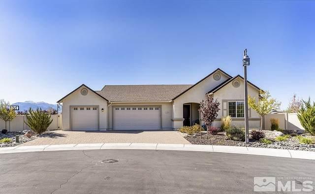 2149 Berkich Court, Reno, NV 89521 (MLS #210015598) :: Morales Hall Group