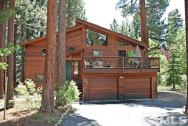 705 Golfers Pass Rd, Incline Village, NV 89451 (MLS #210015600) :: The Coons Team