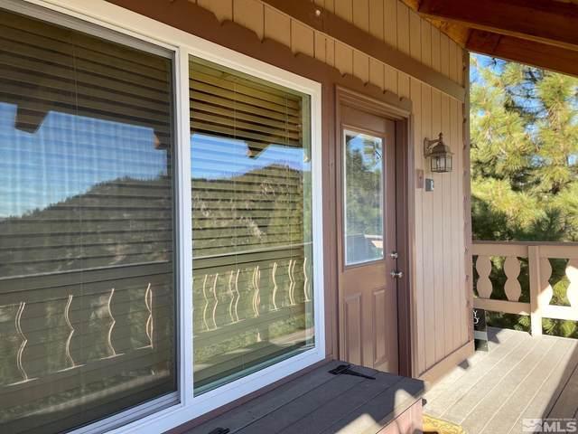 261 Quaking Aspen Ln 8-H, Stateline, NV 89449 (MLS #210015610) :: NVGemme Real Estate
